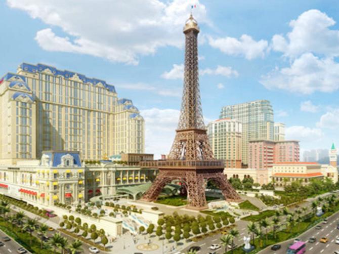 Eiffel Tower- Macau Project